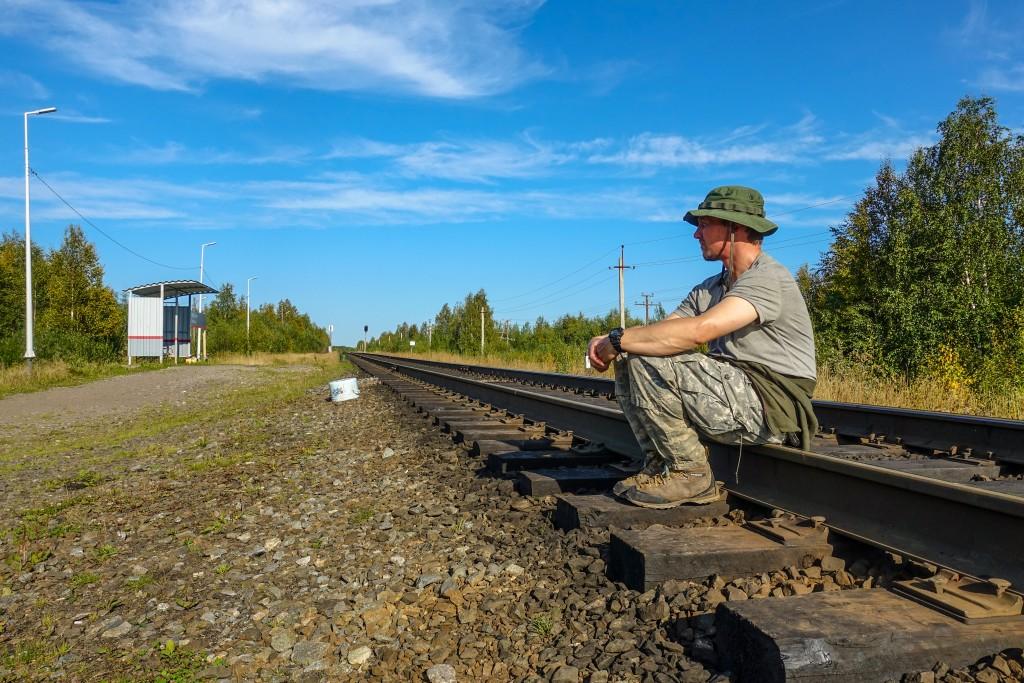 Kolej północna w rosji. Ural