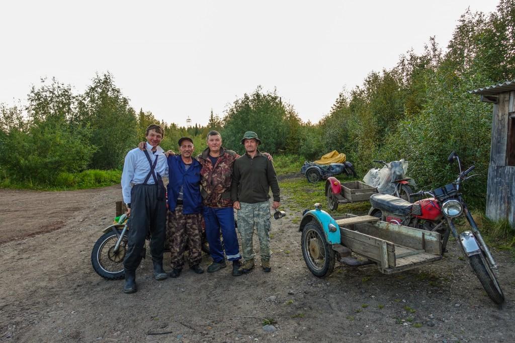 Ludzie na Uralu. Rosja