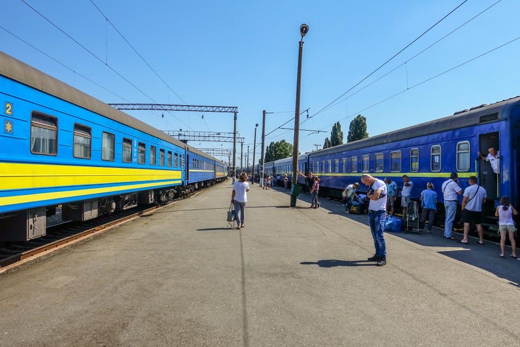 Pociąg Ukraiński