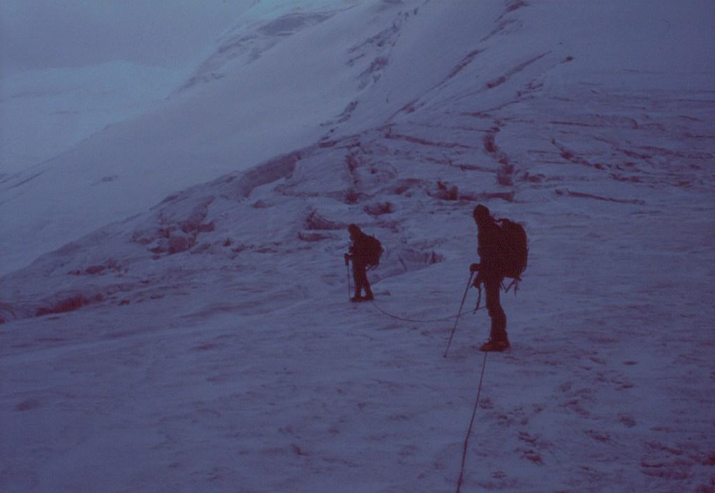 lodowiec Aktru na Ałtaju