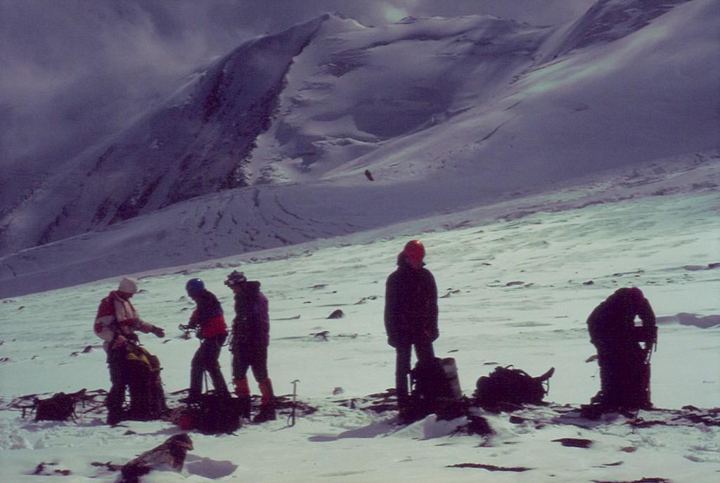 Ałtaj Północnoczujskie góry