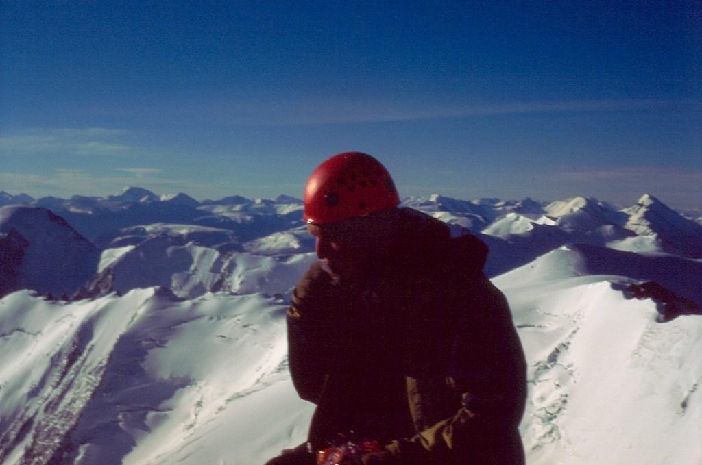 Ałtaj alpy Północnoczujskie