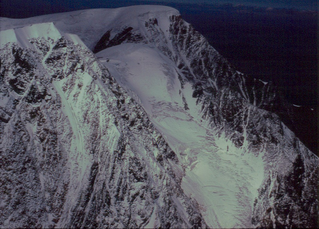 Szczyt Kurkurek (3989) Ałtaj