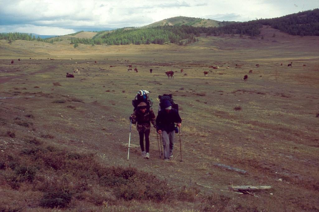 trekking Eshtykel Altai
