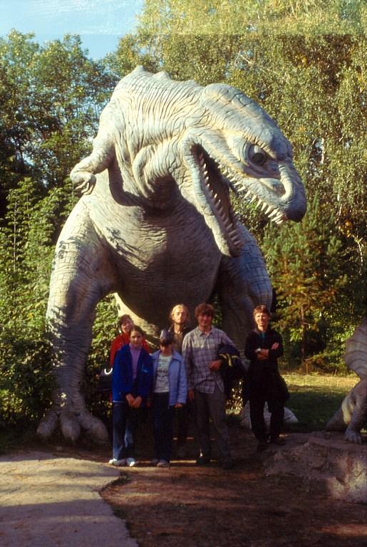 W Nowosybirskim zoo
