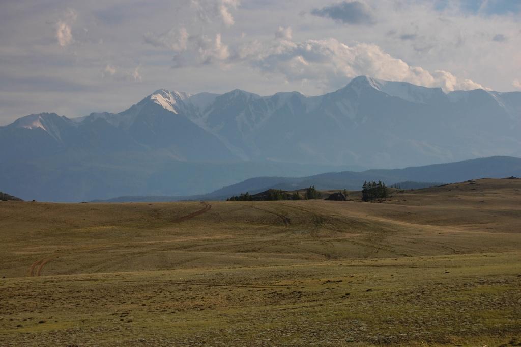 Grzbiet Północnoczujski Ałtaj