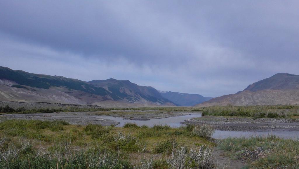 pasmo Południowoczujskie (Южно-Чуйских хребет