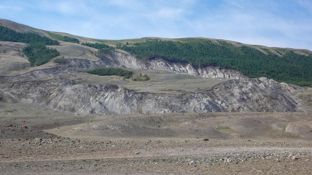 Bieltir Osuwisko po tzresieiu ziemi