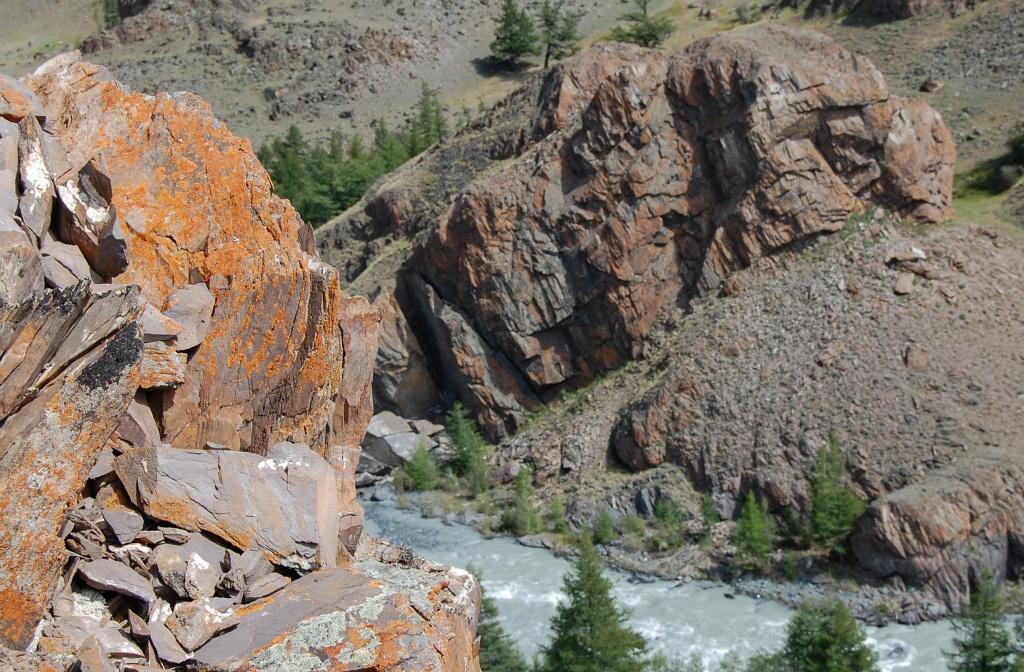 Ałtaj geologia