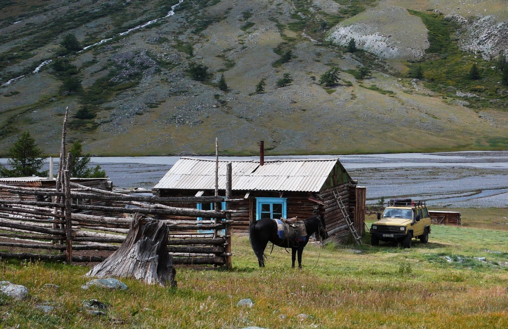 Altai travel
