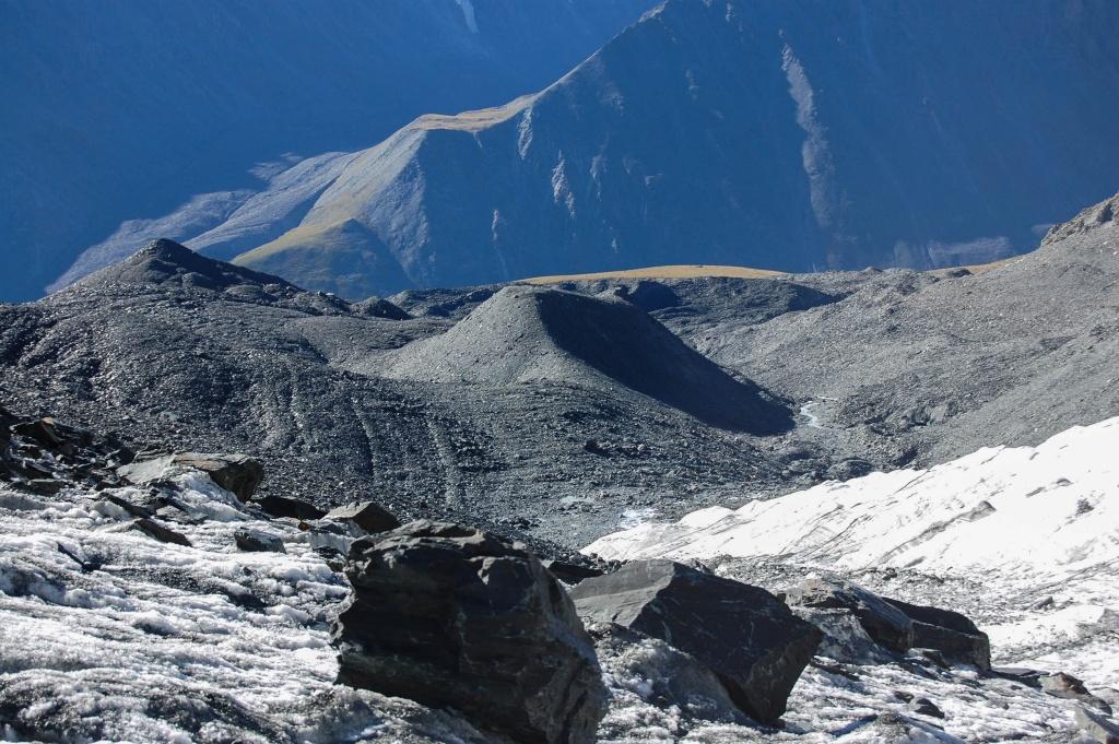 altai glacier