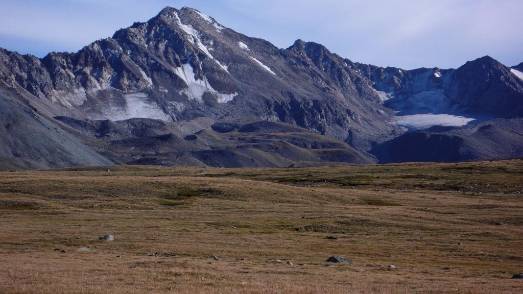 Mongun-Taiga (Монгун-Тайга) Tuwa