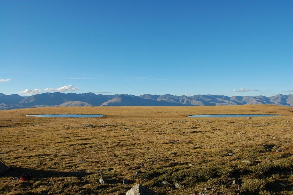 Mongun-Tajga (Монгун-Тайга)