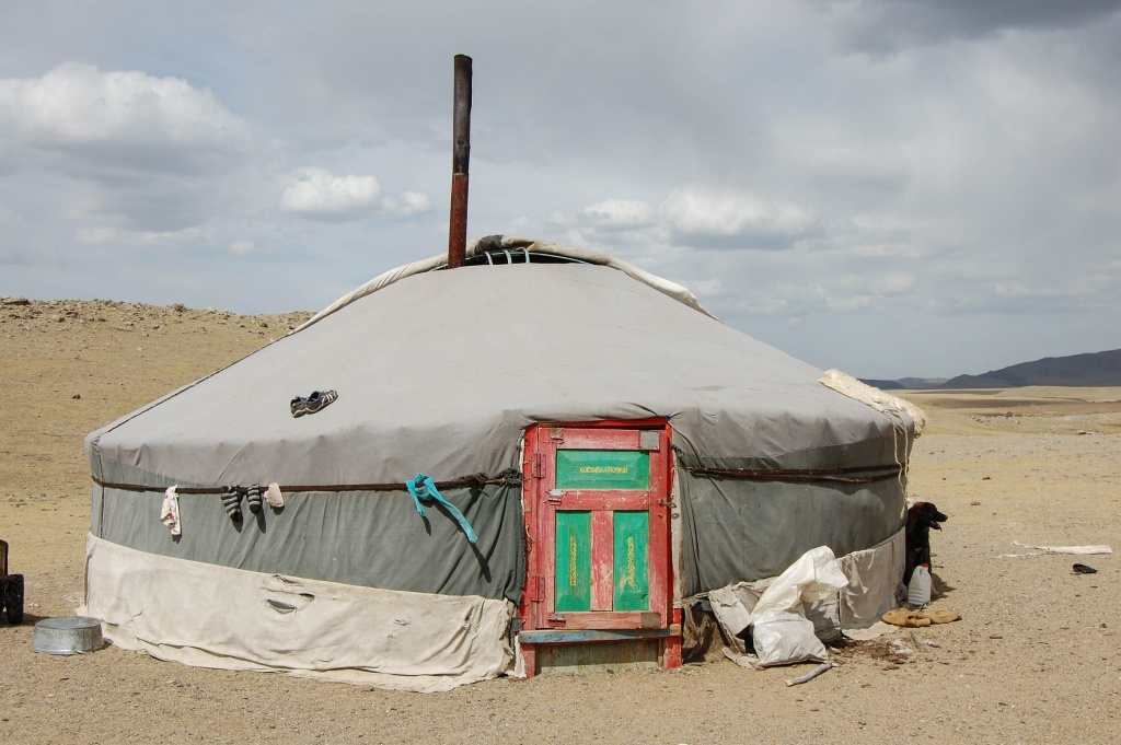 Tuwińska jurta
