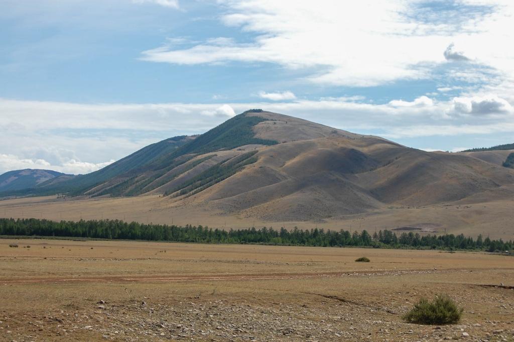 Mongolia tuwa