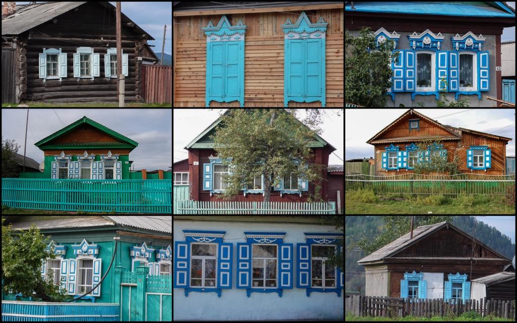 domy na syberii