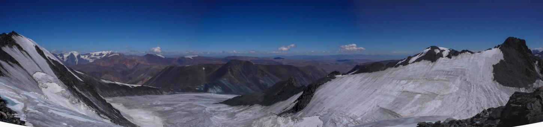 Southchuysky mountains
