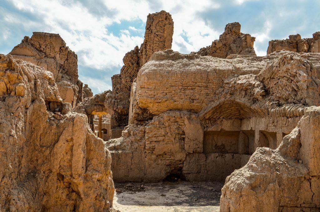 Arg-e-Bam ruiny