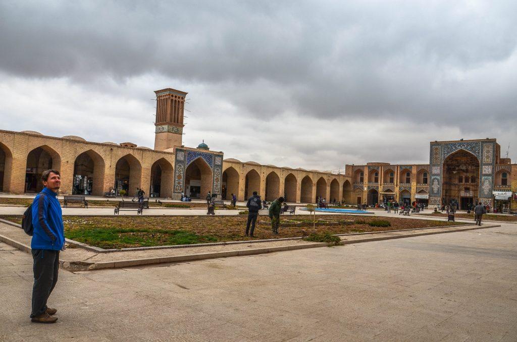 Kerman – plac Ganj Ali Khan