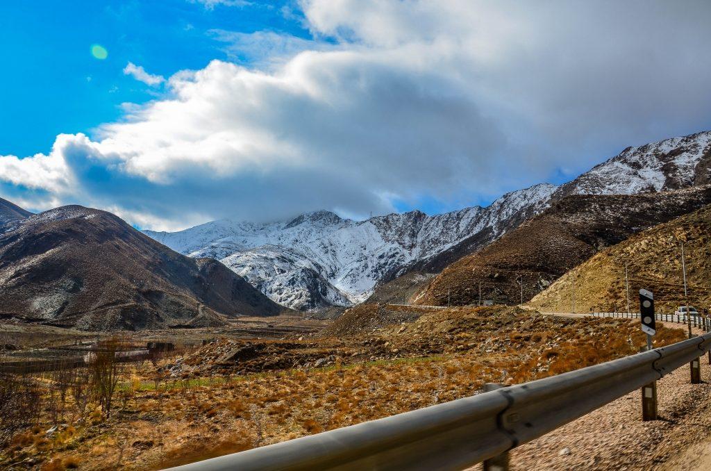 pasmo gór Kuhbohan