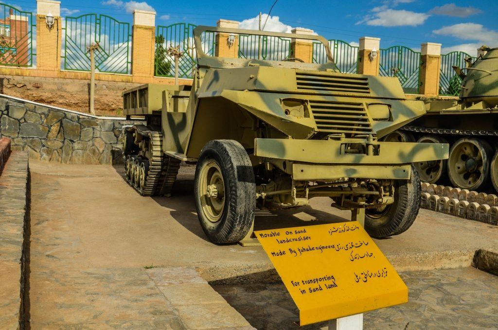 Muzeum wojny Iracko-Irańskej Kerman