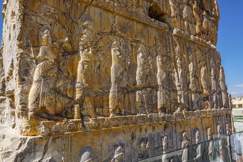 płaskorzeźba Persepolis