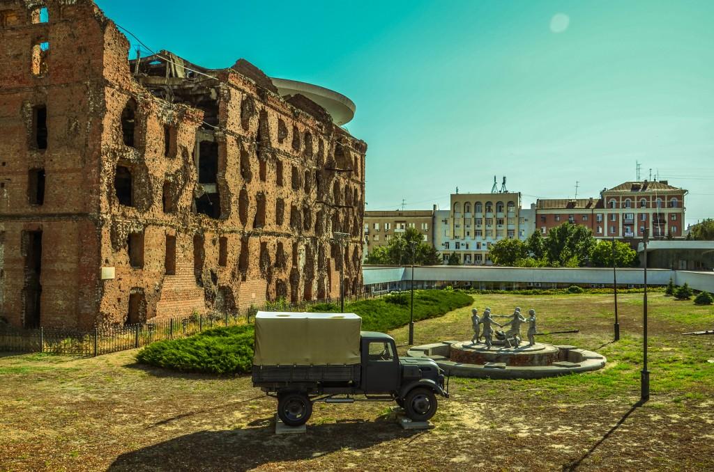 Muzeum bitwy stalingradzkiej