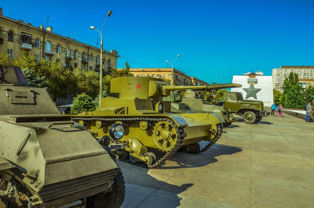 Sprzęt Armii czerwonej. Bm-64, T-26