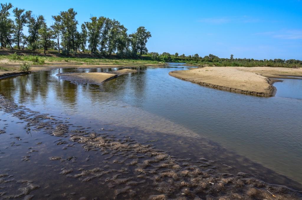 Volga Akhtuba floodplain