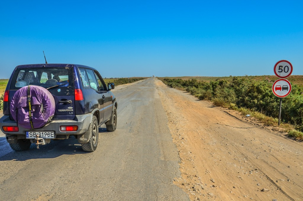 Droga Kazachstan