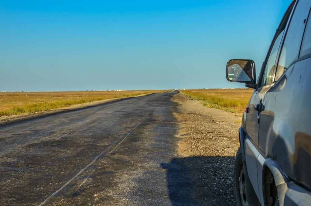 Trasa Astrachan-Atyrau