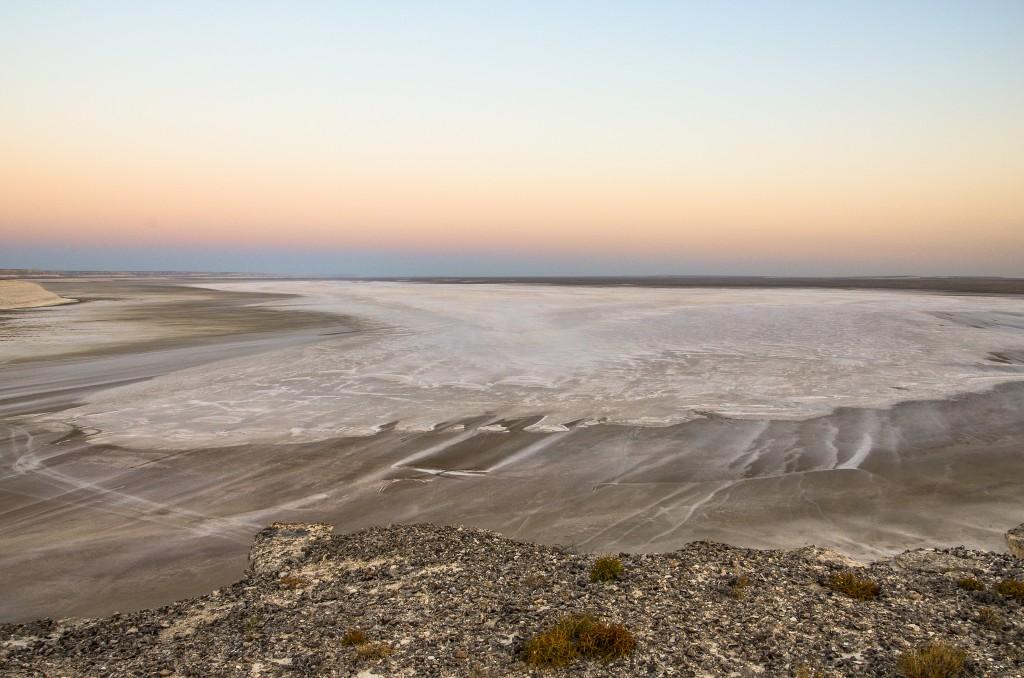 jezioro Sor Tuzbair