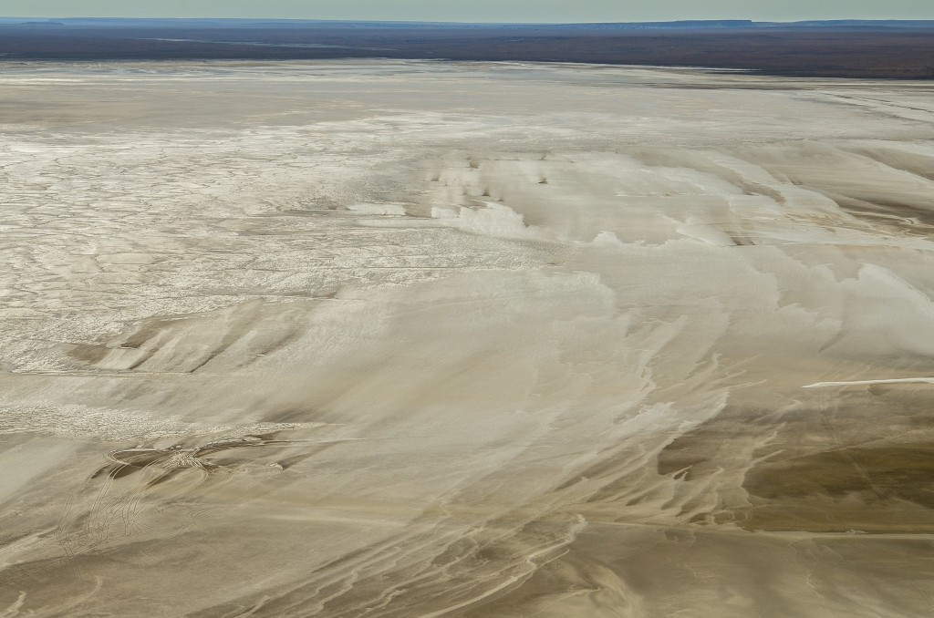 Słone jezioro Mangystau