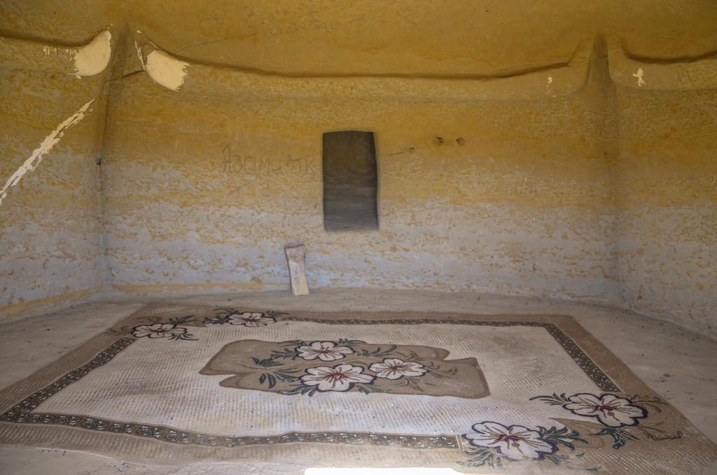 Podziemny meczet Kazachstan