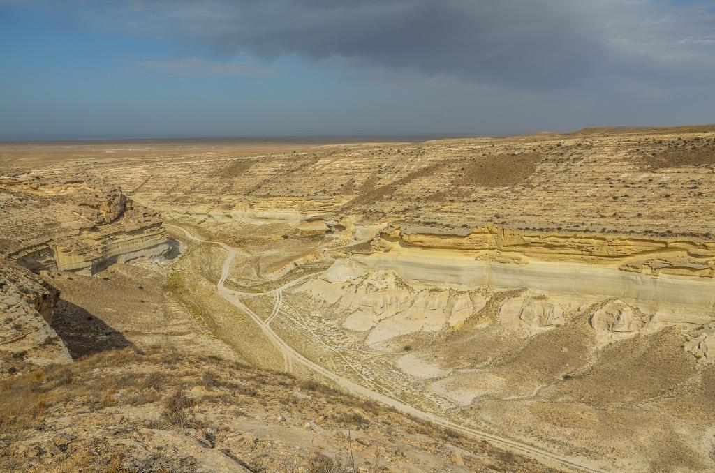 kanion Kazachstan