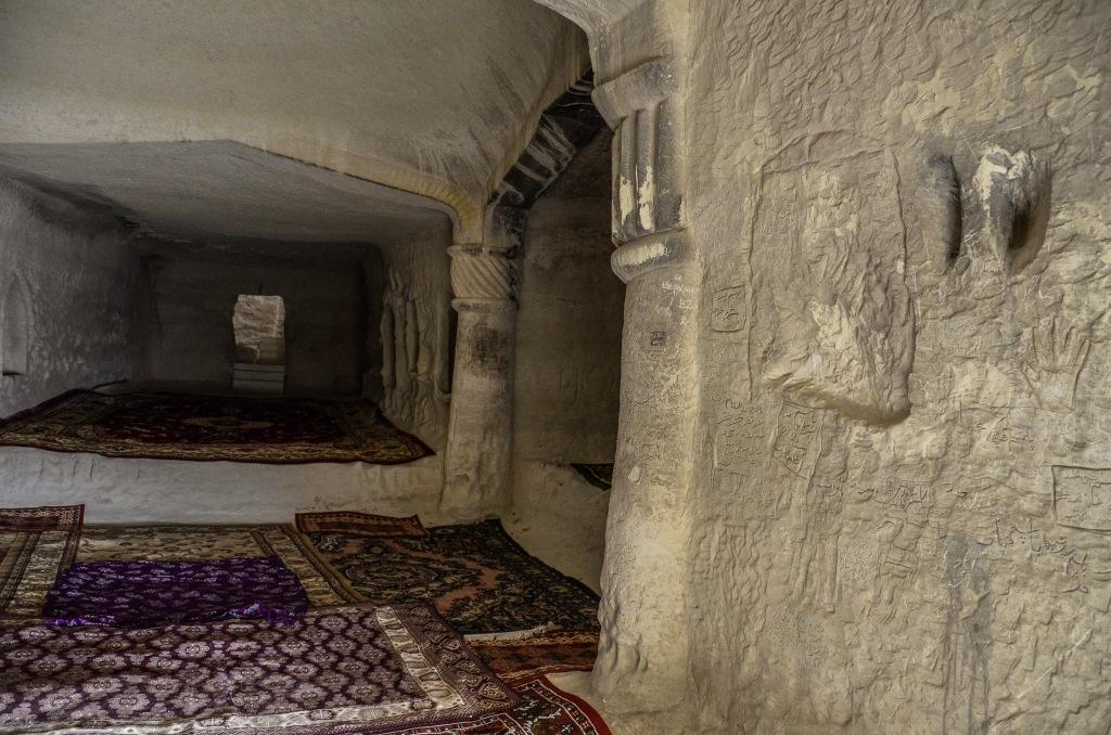Meczet Szakpak-Ata. Mangystau