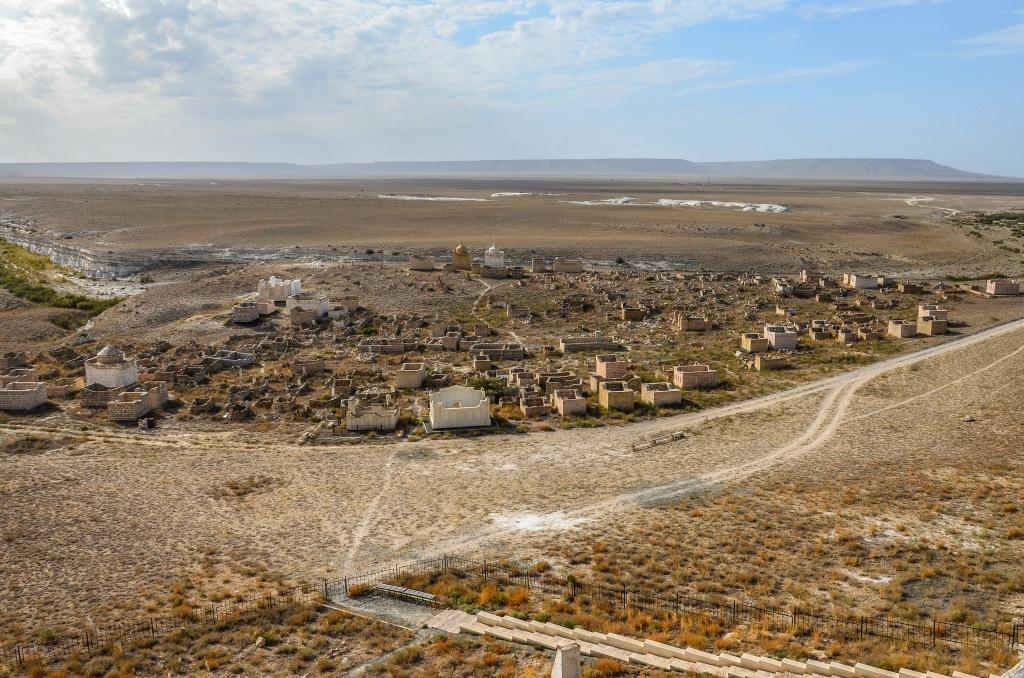 graveyard Mangystau Kazakhstan