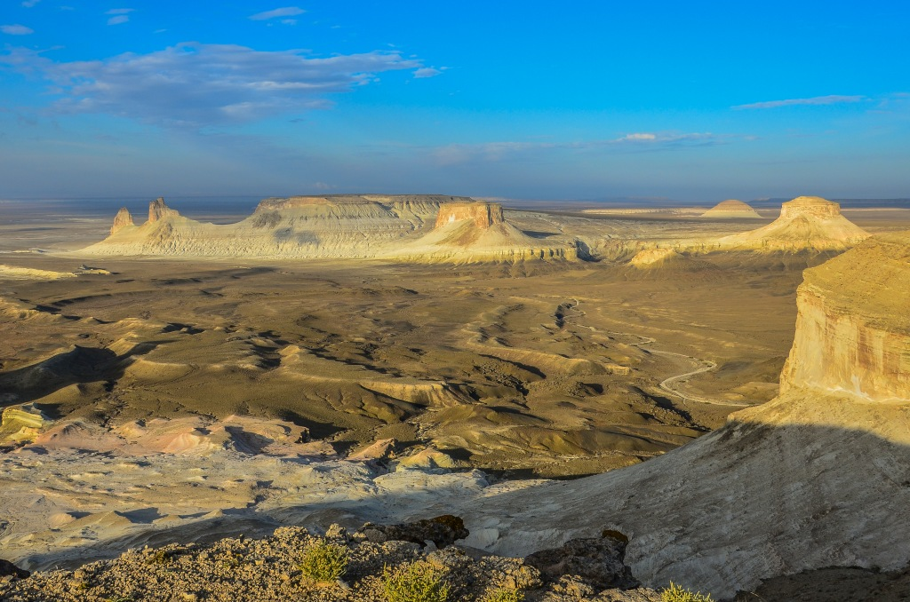 kazachska arizona Ustiurt