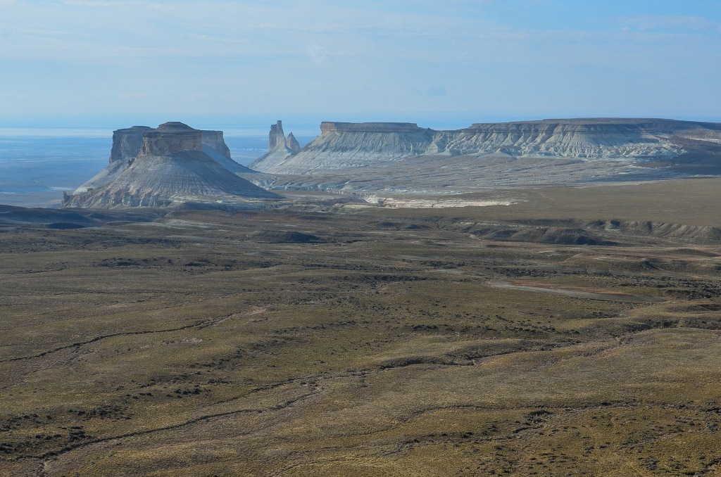 Monument Valley Kazakhstan