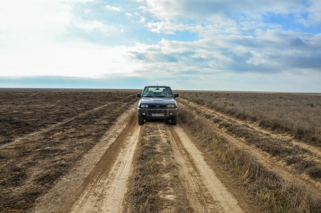 Wyprawa samochodem do Kazachstanu