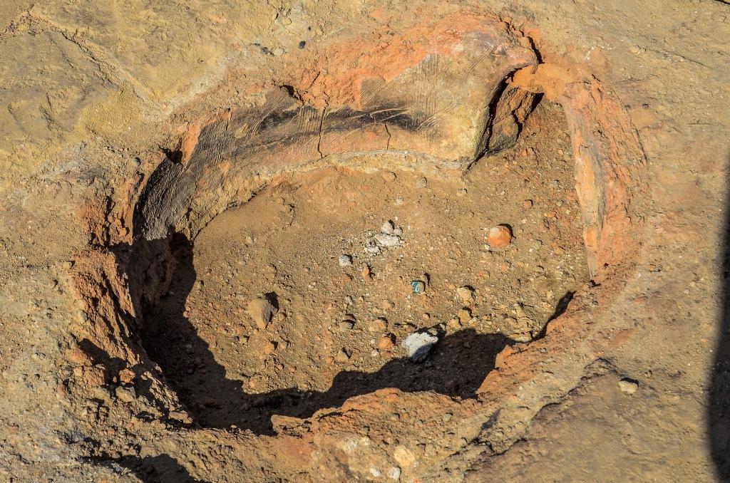 wykopaliska zachodni Kazachstan