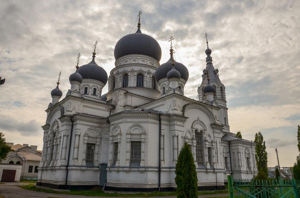 Cerkiew Narodzenia Pańskiego w miejscowości Anna niedaleko od Woroneża.