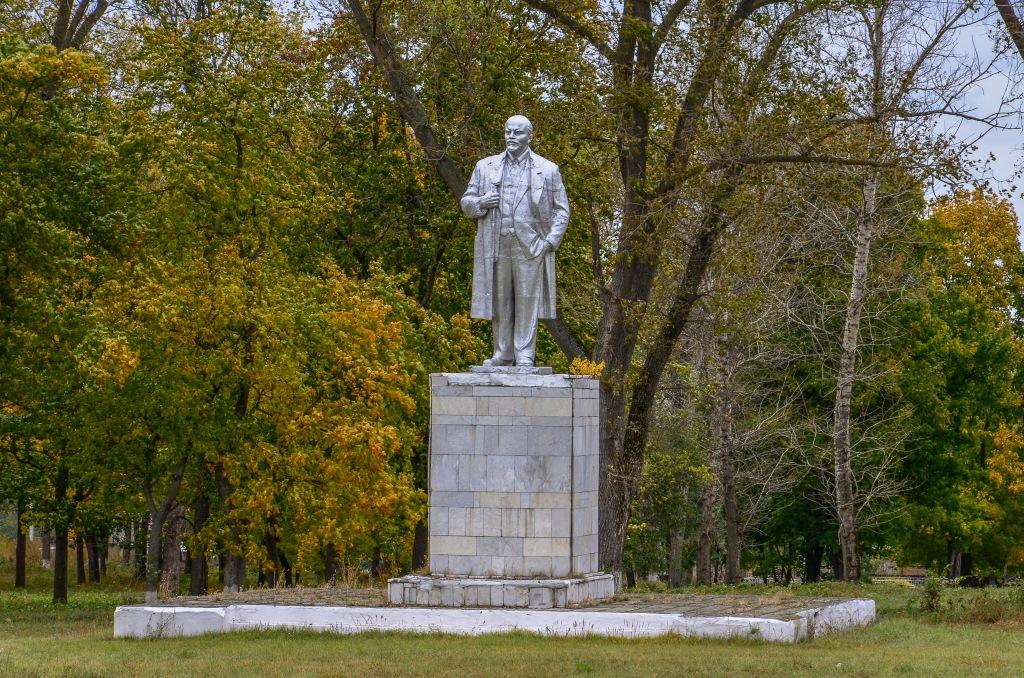 Pomnik Lenina Rosja