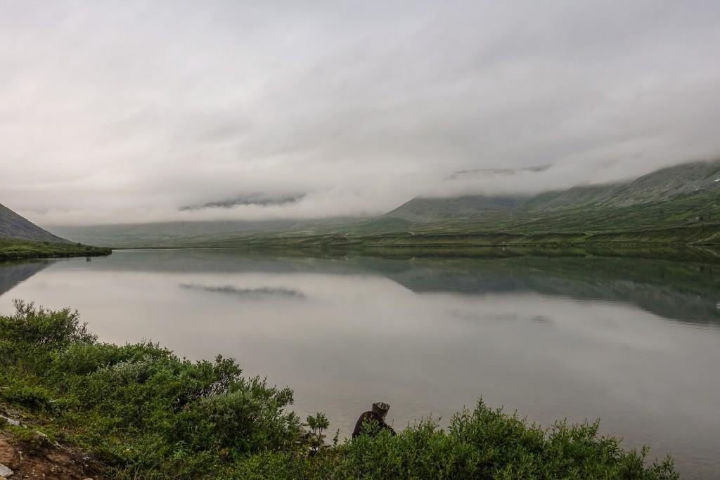 jezioro Ural Subpolarny