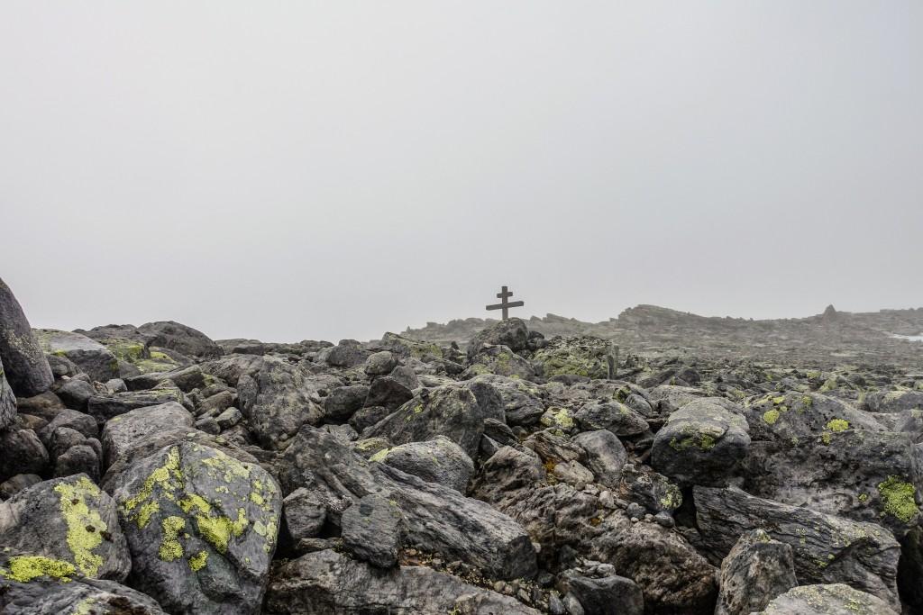 Góra Narodnaja na Uralu Subpolarnym