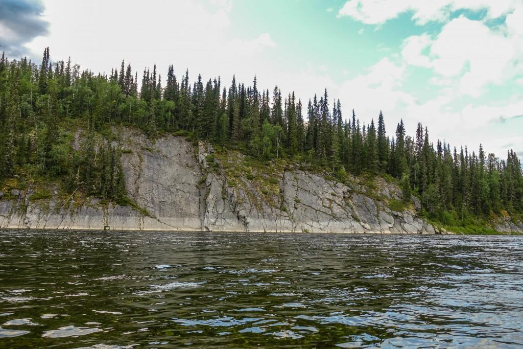 spływ rzeką Ural Subpolarny